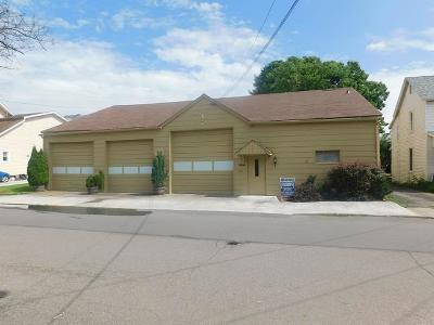 Sayre Single Family Home For Sale: 201 Allison Street