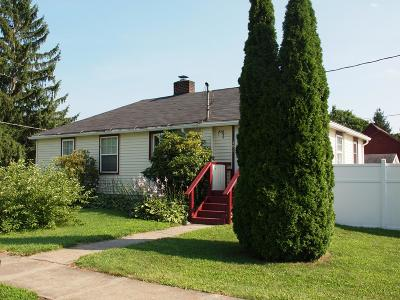 Athens Single Family Home For Sale: 406 E. Vanderbilt Street