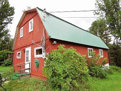 Tioga Single Family Home For Sale: 3089 Ridge Rd