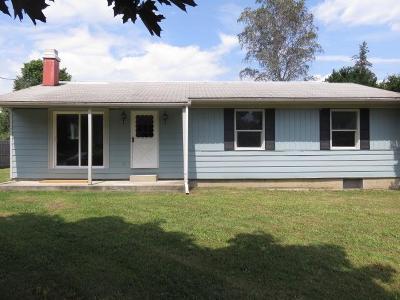 Gillett Single Family Home For Sale: 5387 Monkey Run Road