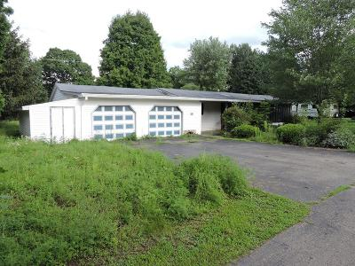 Sayre PA Single Family Home For Sale: $44,900