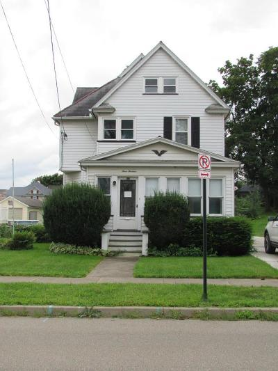 Sayre Multi Family Home For Sale: 313 Stevenson