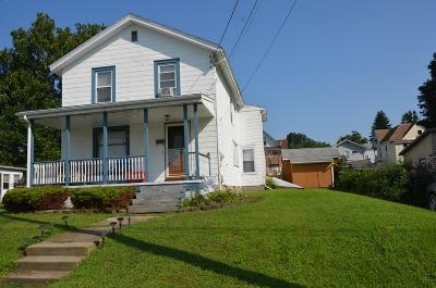 Waverly Single Family Home For Sale: 117 Howard St