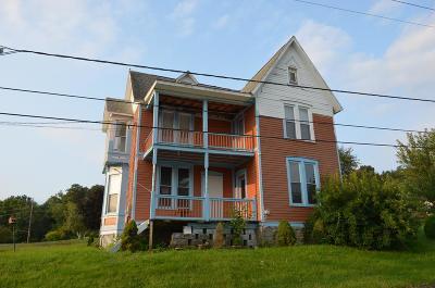 Towanda Multi Family Home For Sale: 101 Thomas St