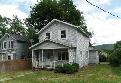 Towanda Single Family Home For Sale: 28 Mechanic Street