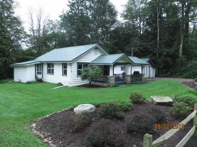 Laporte Single Family Home For Sale: 5232 Route 220