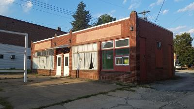 Canton Commercial For Sale: 18 Troy St.