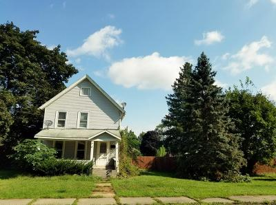 Waverly Single Family Home For Sale: 41 Spring St