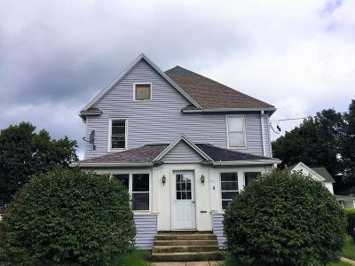 Athens Single Family Home For Sale: 111 E. Vanderbilt