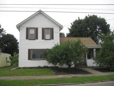 Athens Single Family Home For Sale: 214 Willow St.