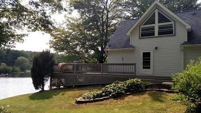 Gillett Single Family Home For Sale: 690 Krise Drive