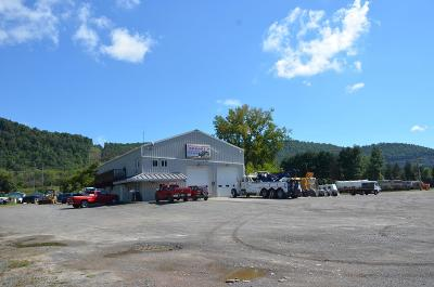 Wysox Commercial For Sale: 42 Coolbaugh Rd
