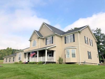 Gillett Single Family Home For Sale: 2601 Centerville Rd.