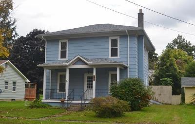 Monroeton Single Family Home For Sale: 22 Shaw Blvd