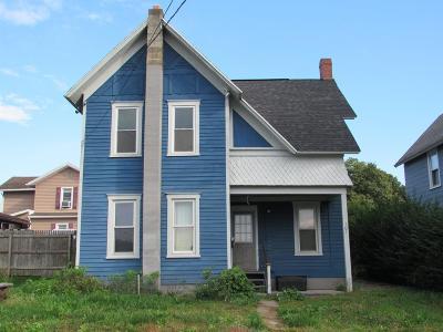 Sayre Single Family Home For Sale: 101 E Packer Ave