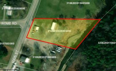 Wysox Residential Lots & Land For Sale: 348 Main Street