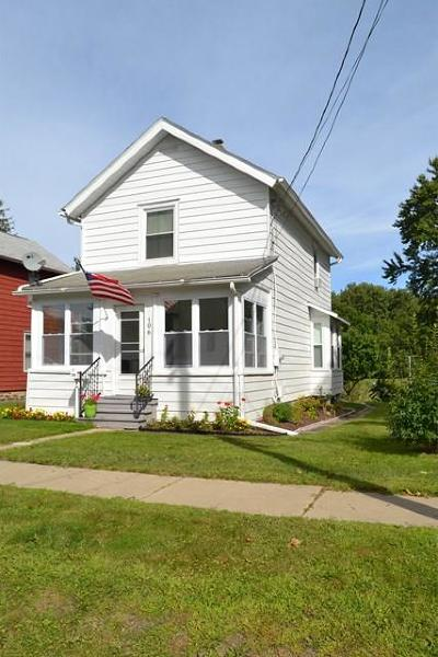 Sayre Single Family Home For Sale: 106 North East Street