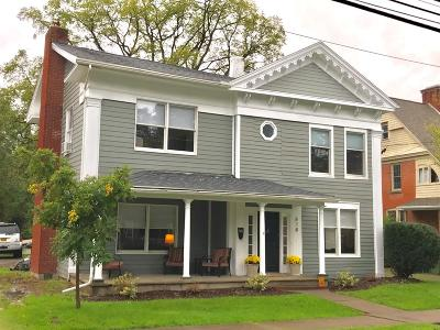 Athens Single Family Home For Sale: 618 S. Main