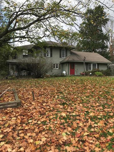 Towanda Single Family Home For Sale: 17899 Route 6