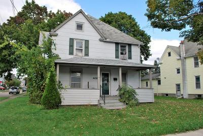 Sayre Single Family Home For Sale: 408 Lincoln Street