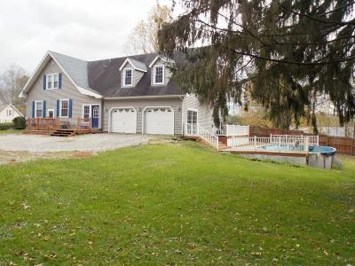 Canton Single Family Home For Sale: 97 High Street
