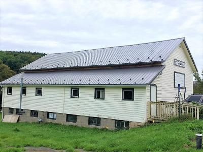 Wellsboro Single Family Home For Sale: 667 Round Top Rd.