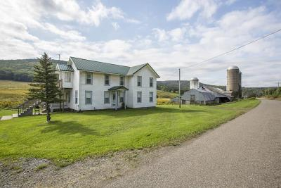 Mainesburg Multi Family Home For Sale: 1868 Old State Road