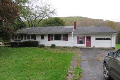 Gillett Single Family Home For Sale: 4576 Roaring Run Road