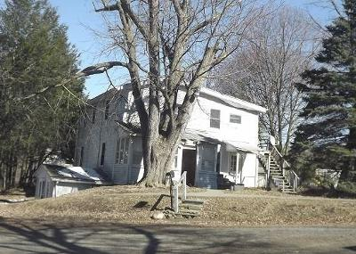 Towanda Single Family Home For Sale: 34 N. 4th St.
