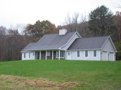 Athens Single Family Home For Sale: Murphy Rd