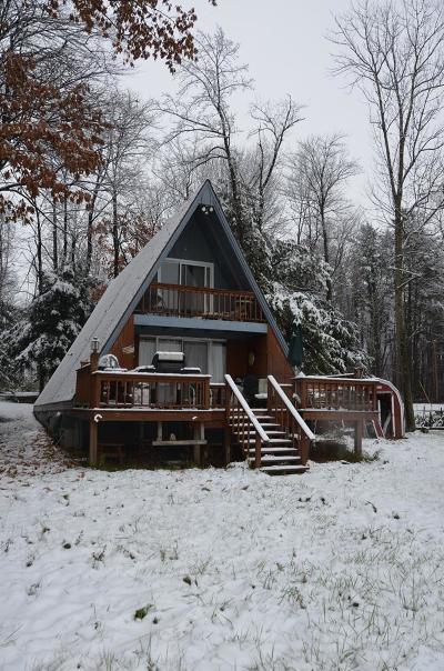 Columbia Cross Roads Single Family Home For Sale: 44 E Laurel Ln