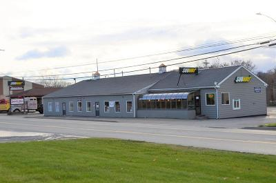 Towanda Commercial For Sale: 936-950 Golden Mile Rd (Route 6)