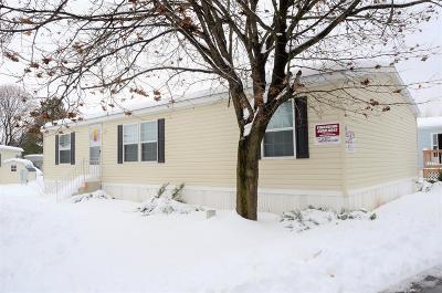 Sayre Single Family Home For Sale: 27 Rosebud Ln