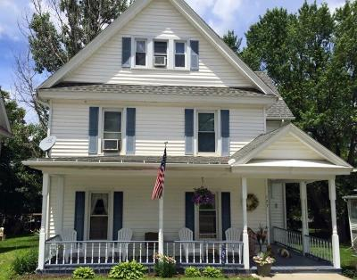 Wyalusing Single Family Home For Sale: 127 First St
