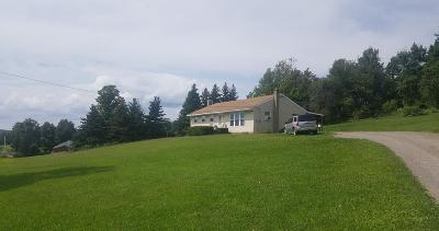 Tioga Single Family Home For Sale: 1365 Button Hill Rd