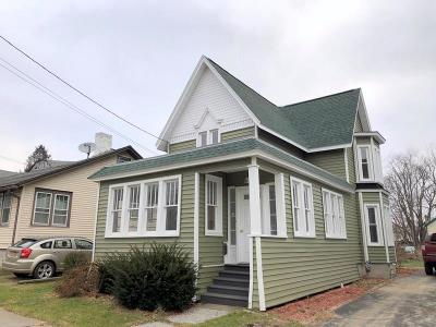 Waverly Single Family Home For Sale: 14 Pine St.