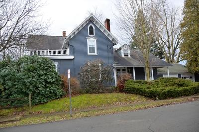 Wyalusing Single Family Home For Sale: 129 Church St