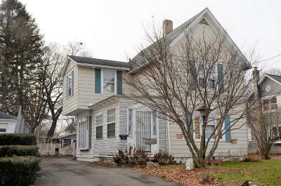 Sayre Single Family Home For Sale: 503 Stevenson St