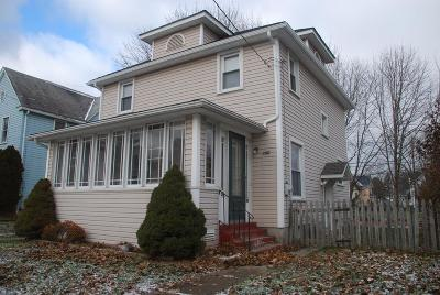 Sayre Single Family Home For Sale: 106 Woodworth St