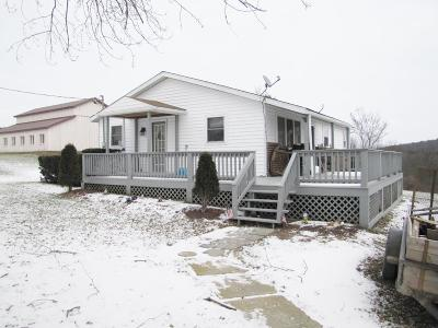 Athens Single Family Home For Sale: 694 Cole Hollow Rd.