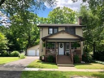 Sayre Single Family Home For Sale: 123 Plummer St