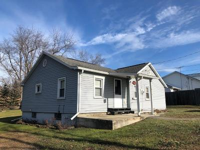 Sayre Single Family Home For Sale: 219 Robb St.