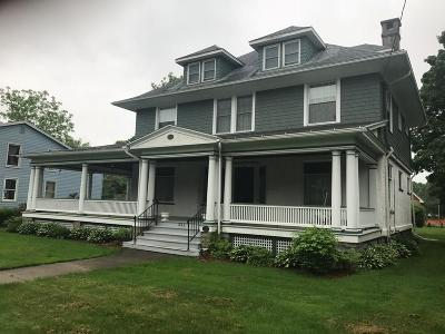 Waverly Single Family Home For Sale: 320 Chemung St