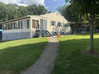 Towanda Single Family Home For Sale: 1610 Old Plank Rd.