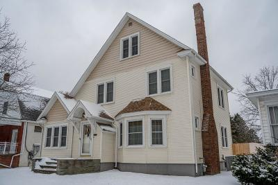 Sayre PA Single Family Home For Sale: $159,900