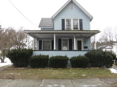 Waverly Single Family Home For Sale: 53 Orange Street