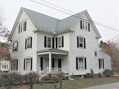 Wyalusing Single Family Home For Sale: 221 Second Street