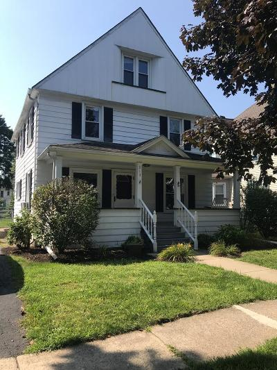 Sayre Single Family Home For Sale: 313 Lincoln Street