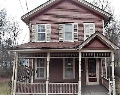 Waverly Single Family Home For Sale: 421 Chemung Street