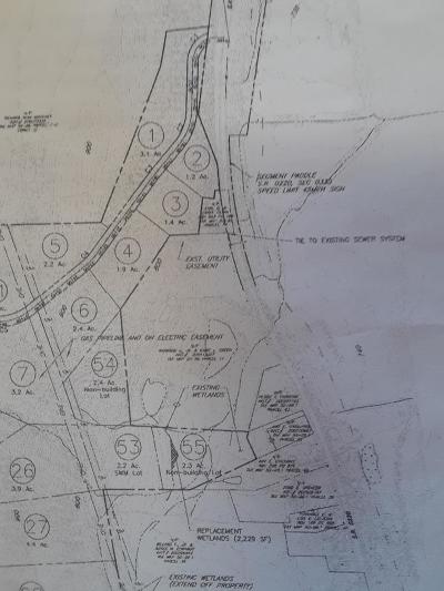 Towanda Residential Lots & Land For Sale: Lot#6 Hemlock Hills Subdivision